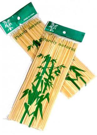 Палочки бамбуковые 25см