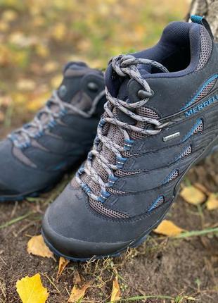 Оригинальные женские зимние ботинки Merrell Chameleon