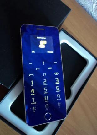 Телефон Anica (CardPhone) небольшой мобильный 11,35 см.