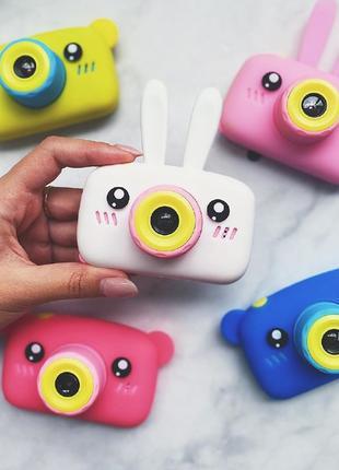 Детский цифровой фотоаппарат Smart Kids TOY G 9 20MP Full HD