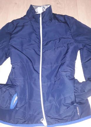 Куртка тренувальна рост 143-152 см