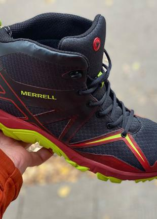 оригинальные мужские зимние ботинки Merrell