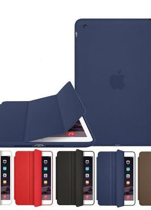 Original leather smart case iPad 9.7 10.2 10.5 12.9 Pro Air mini