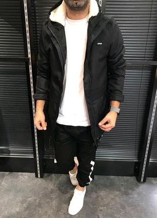 Мужская зимняя куртка-парка