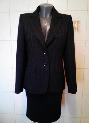 Стильный,деловой,офисный приталенный пиджак(жакет) dorothy per...