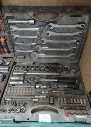 Набор инструмента Force автомобильный