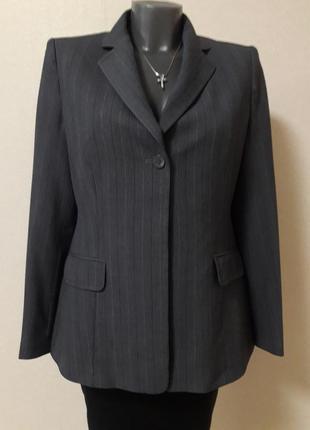 Деловой,стильный,офисный строгий свободный пиджак для будущей ...