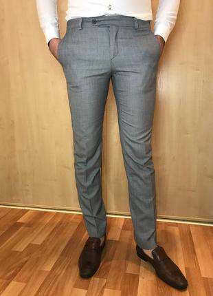 Сірі брюки Арбер   Arber
