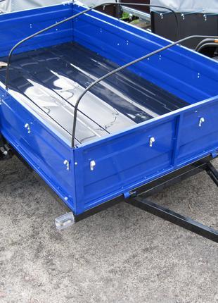 Прицеп для легкового автомобиля ПГМФ-8302    (2,0х1,2)