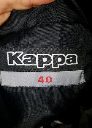 Kappa пуховик на весну то что нужно