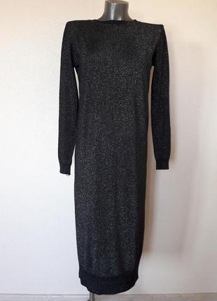 Шикарное,элегантное,вечернее,качественное,30%шерсти, платье-ми...