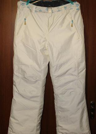 Лыжные зимние штаны брюки tcm polar dreams recco