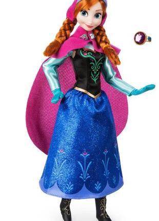 Кукла Анна Frozen и другие принцессы и принцы Дисней оригинал ...