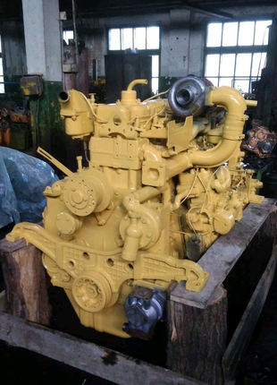 Ремонт двигателей д160. д180