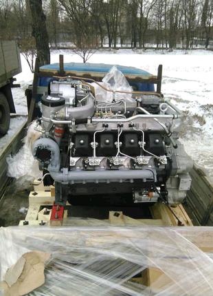 Двигатель камаз 740-31.320