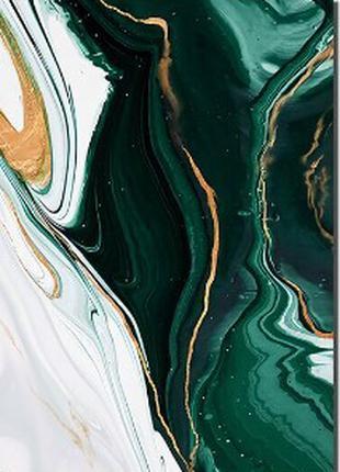 Современный абстрактный холст (печать на холсте) 21*30 см