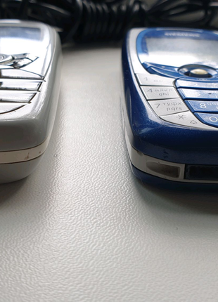 Кнопочные телефоны Siemens