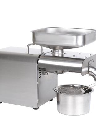 Автоматический маслопресс холодного отжима 110В-220В 1500Вт
