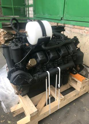 Двигатель камаз турбо
