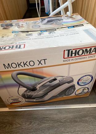 Мощный моющий пылесос Tomas Mokko XT Aqua-Box