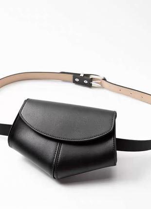 Сумка на пояс,женская сумка