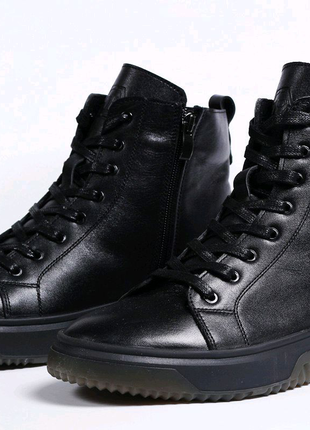 Зимние ботинки Philipp Plein.