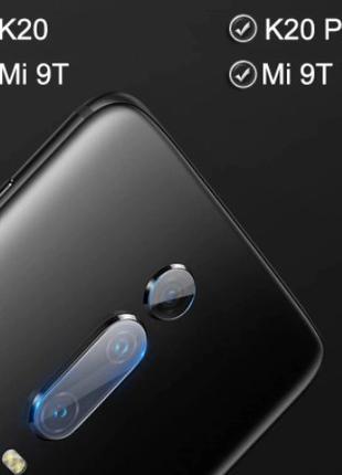 Для Камеры Xiaomi Mi9T/K20 mi 9 t/ K 20 Защитное Стекло