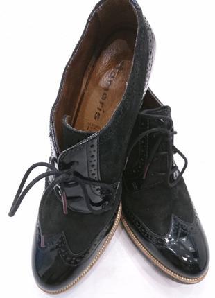 Стильні бутильйони /туфлі Tamaris , Німеччина