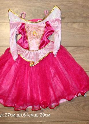 Платье 2-3года(очень пышное)