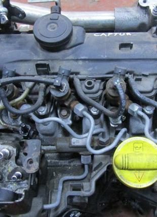 Разборка Renault Captur (J5) 2014, двигатель 2.2 K9K609