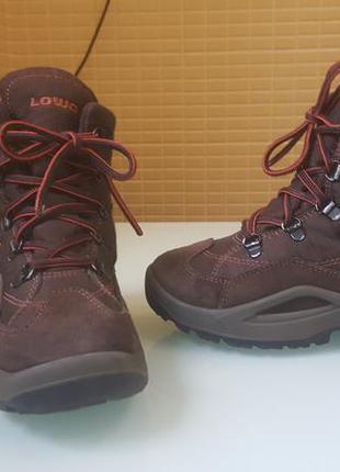 Зимние детские ботинки lowa original