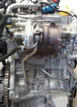Разборка Renault Clio IV (2014), двигатель 0.9 H4BT 400