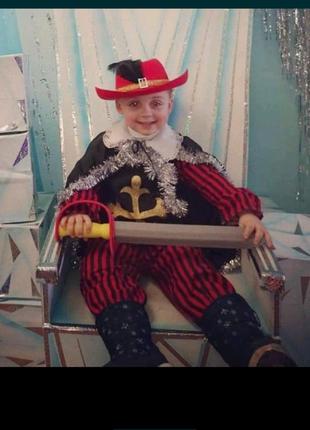 Костюм мушкетера новогодний,карнавальный