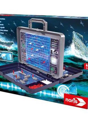 Настольная игра Noris Морской бой 606100335