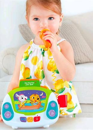 Детская Игрушка музыкальная Караоке