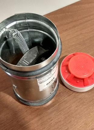 Клапан противопожарный КПУ-1-О-Н-100 , датчик СПД-3.4