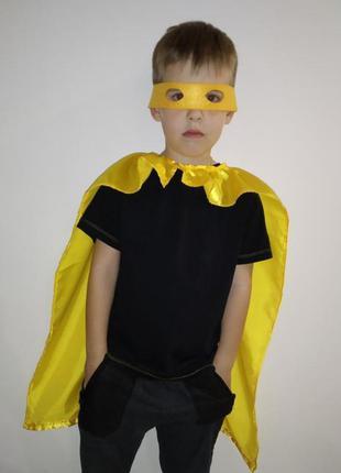 Карнавальный новогодний костюм супергероя