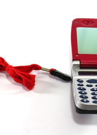 Калькулятор карманный в виде мобильного телефона Kenko KK 2606 A