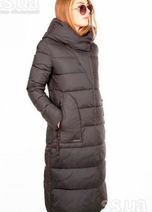 Зимнее пальто пуховик fodarlloy