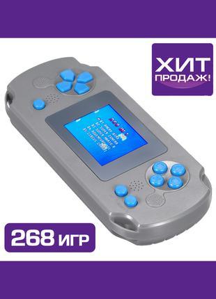 Портативная игровая приставка MINI GAME 268 игр ретро Dendy Sega