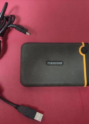 Внешний жесткий диск Transcend HDD 750 GB 2.5 USB 2.0 External St