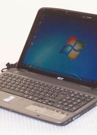 Ноутбук Acer (Intel/2 ядра/RAM 4GB/HDD 320Gb).Made in USA!