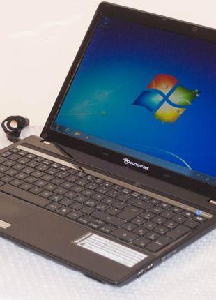 Стильний ноутбук Acer (2 ядра/RAM 4GB/HDD 250Gb).Made in USA!