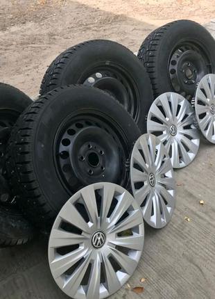 Зимняя резина Pirelli 195*65 R15