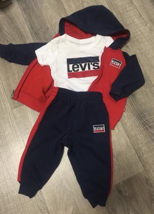 Levi's спортивный костюм