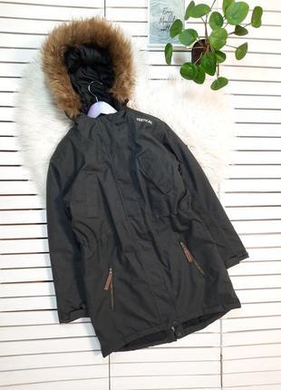 Куртка парка vertical p. xs-s