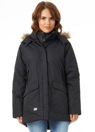Женская куртка парка Helly Hansen деми зима XL размер оригинал
