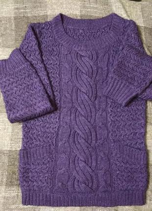 Свитер, свитер тёплый