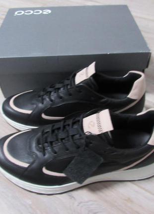Кроссовки ecco  st.1 urban sneaker 41eur оригинал