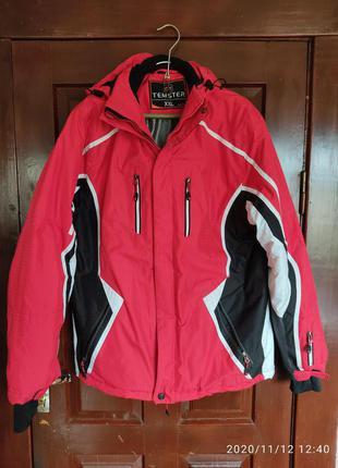 Куртка горнолыжная TEMSTER зима новая